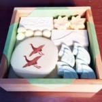 京都老松の 干菓子